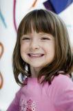 Sonrisa adorable del niño joven fotos de archivo libres de regalías