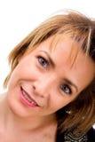 Sonrisa de la mama Foto de archivo libre de regalías