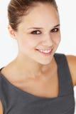 Sonrisa de las mujeres de negocios fotos de archivo
