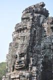 Sonrisa del Khmer Imagenes de archivo