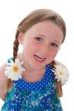 Sonrisa del niño Imagen de archivo libre de regalías