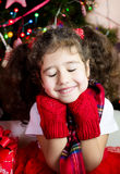 Sonrisa del niño Foto de archivo libre de regalías