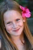 Sonrisa dulce Imagen de archivo libre de regalías