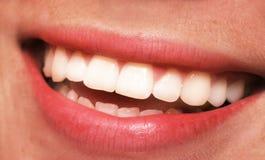 Sonrisa feliz Foto de archivo libre de regalías