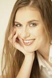 Sonrisa feliz Imagen de archivo libre de regalías