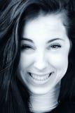 Sonrisa feliz Fotografía de archivo