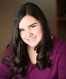 Sonrisa hispánica adolescente hermosa de la muchacha Fotos de archivo libres de regalías