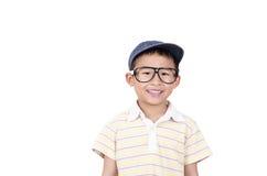 Sonrisa linda del muchacho Imágenes de archivo libres de regalías