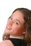 Sonrisa magnífica Fotografía de archivo libre de regalías