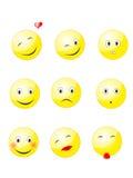 Sonrisas Foto de archivo libre de regalías