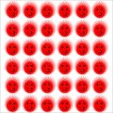 sonrisas Imagen de archivo libre de regalías