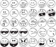 sonrisas Imagenes de archivo