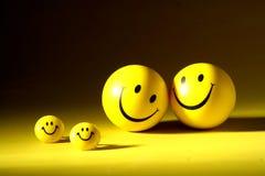 sonrisas Fotos de archivo