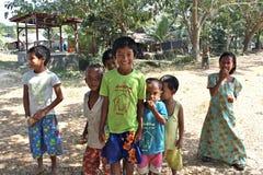 Sonrisas en Dala Fotos de archivo libres de regalías