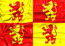 Sons of Glyndwr Flag Stock Photo