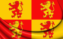 Sons of Glyndwr Flag Royalty Free Stock Photos