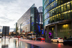 Sony Berlim Center Imagens de Stock Royalty Free