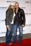 2008 Sony/BMG Grammy efter parti Royaltyfria Bilder