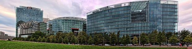 Sony Center Berlin, Allemagne images libres de droits