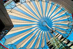 Sony Center Berlin Stock Photography