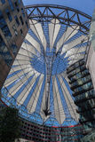 Sony Center Berlin Germany Stock Photography