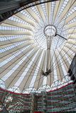 Sony Center, Berlin, Germany Royalty Free Stock Images