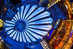 Sony Center Berlin Stock Photos