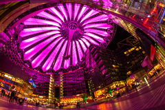 Sony Center Berlin Stock Images
