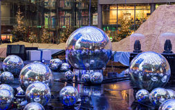 Sony Center Berlin Stock Image