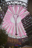 Sony center Berlin Stock Image