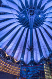 Sony Center Berling Royalty Free Stock Photo