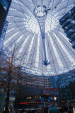 Sony Center building in Potsdamer Platz, Berlin Stock Images