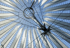 Sony Center Dome stock image