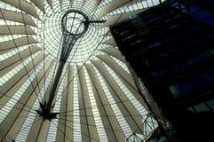 Sony centra-se em Berlim Foto de Stock Royalty Free