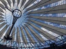 Sony Centre, Berlim, Alemanha foto de stock