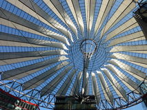 Sony Centre Berlin. Sony Centre in Berlin Germany stock photography