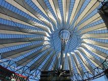 Sony Centre Berlin Stock Photography