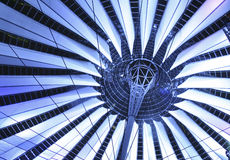 Sony centre, berlin Stock Image