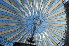 Sony Centre, Berlin Stock Photo