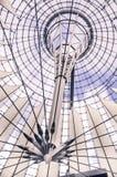 Sony centrum, Potsdamer Platz, Berlin Zdjęcie Stock