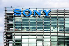 Sony chodov Stock Photos