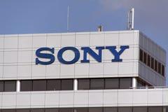 Sony Corporation electronics company Stock Photos