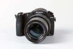 Sony DSC-RX10 Cyber preso II, 20 megapixels Immagine Stock