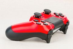 Sony dualshock 4 controller. Stock Images
