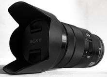 Sony E PZ 18-105mm F4 G OSS Royalty Free Stock Photo