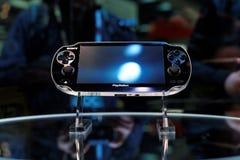 Sony NGP oder PSP 2 Frontseite stockfotos