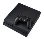 Sony PlayStation 4 Στοκ Εικόνα