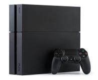 Sony PlayStation 4 immagine stock