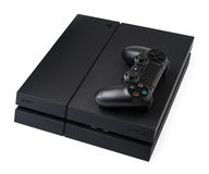 Sony PlayStation 4 Royalty Free Stock Photography