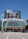 Sony PSVita an E3 2011 Lizenzfreie Stockbilder